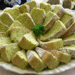 小松菜ケーキ
